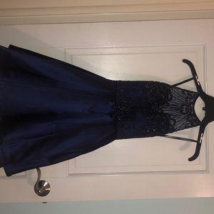 Sherri hill style51399 short homecoming/prom dress